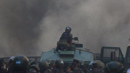 Argentina: crónica de un jueves de vértigo y crisis política