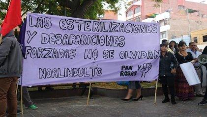 Perú: Keiko Fujimori justificó en campaña las esterilizaciones masivas