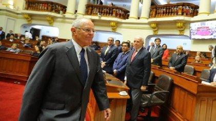 Congreso peruano aprueba por segunda vez discutir la vacancia del presidente Kuczynski