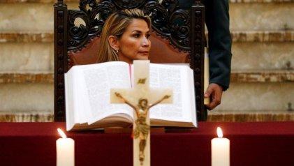 Le prorrogan el mandato a la golpista Jeanine Áñez