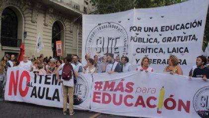 12F: en Mendoza nos movilizamos en defensa de la cláusula gatillo