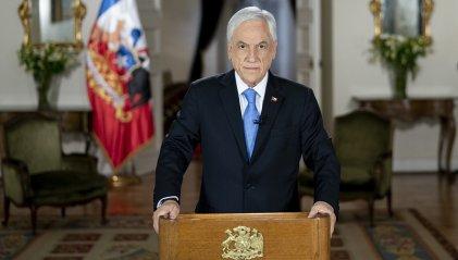 Presupuesto neoliberal: Piñera anunció un fuerte ajuste del gasto público en 2022