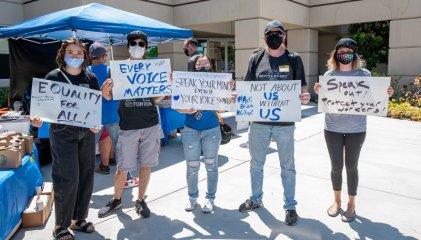 Huelga de trabajadores de la empresa de videojuegos Activision Blizzard contra casos de abuso