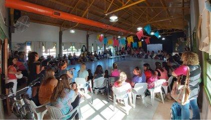 Nivel inicial: exitosa reunión convocada desde los jardines de Neuquén