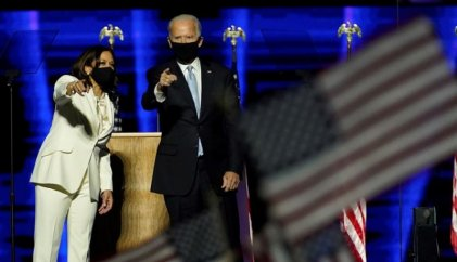 Elecciones en EE. UU.: habla Joe Biden tras confirmarse su triunfo