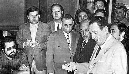 """El """"documento reservado"""" de Perón del que nadie quiere hablar"""
