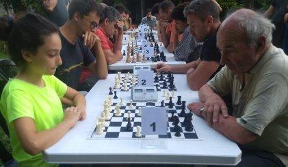 Larga vida al ajedrez en el Club Obrero de Monte Grande