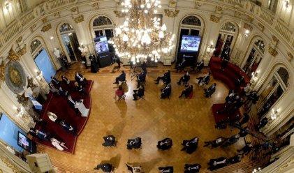 Después del 17A, la reforma judicial otra vez en el centro el debate