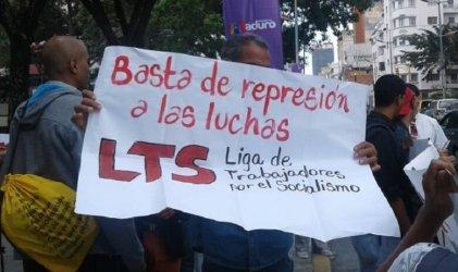 Decenas de trabajadores y campesinos siguen presos por luchar en Venezuela