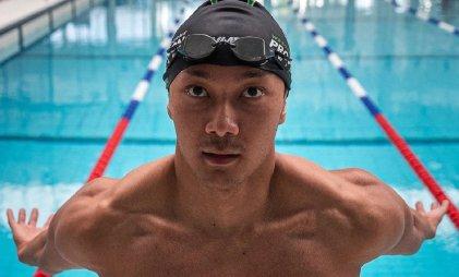 Win Htet Oo, el nadador de Myanmar que renunció al sueño olímpico en protesta contra el golpe