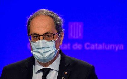 Gobierno catalán anuncia los días más críticos por rebrote de Covid-19