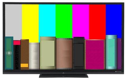 Los programas literarios en la TV