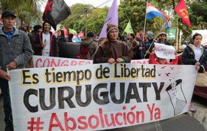 Paraguay: hoy se dicta sentencia por la masacre de Curuguaty