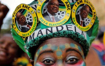 El Congreso Nacional Africano sufre el mayor revés electoral desde el fin del apartheid