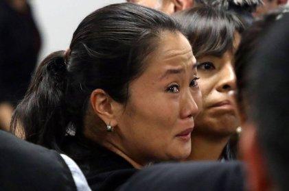 Perú: prisión preventiva para Keiko Fujimori por presunto lavado de dinero