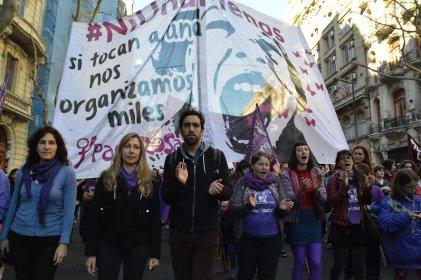 Orgullosamente feminista y socialista