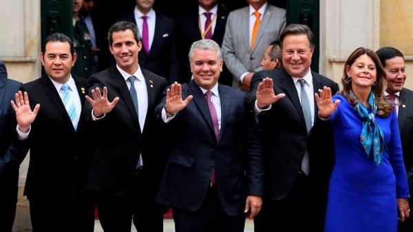 El Grupo de Lima tuvo que descartar opción militar y profundiza sanciones a Venezuela