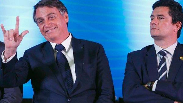 Sergio Moro, la causa Lava Jato y sus profundas relaciones con EE. UU.