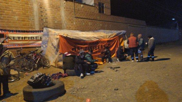 Alarmantes despidos masivos en textiles Altifibers en El Alto