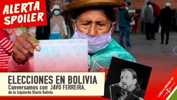 [Video] Primer análisis del triunfo del MAS en las elecciones de Bolivia