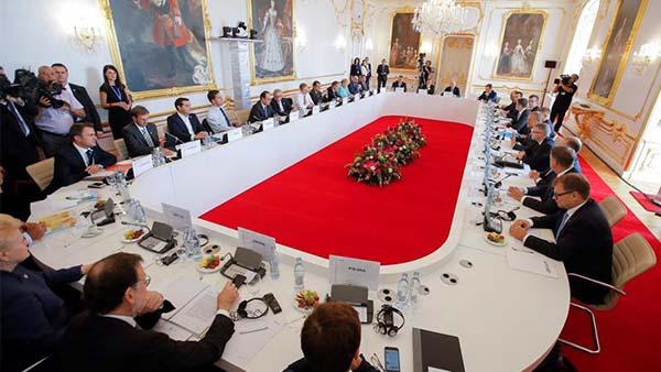 La cumbre de la UE muestra la crisis histórica del proyecto europeo