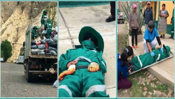 """Abogado de los trabajadores: """"La Paz Limpia es un mono con navaja"""""""