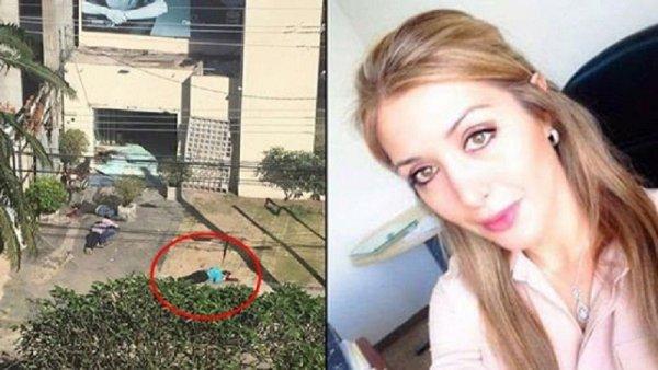 El IDIF estableció que bala que mató a Gerenta de Eurochronos provino de un policía