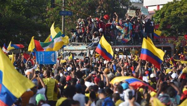 Tras cuatro días de paro y movilización Iván Duque retira la reforma tributaria