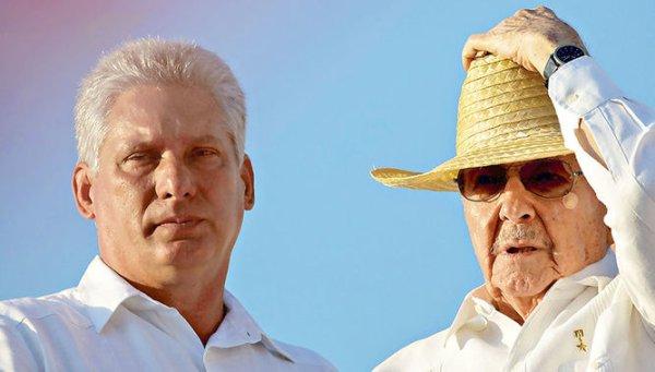 Cambio histórico en Cuba: se va Raúl Castro de la presidencia