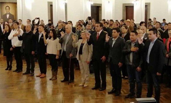 Golpe en Bolivia: Áñez sumó a su gabinete a referentes de la derecha cruceña