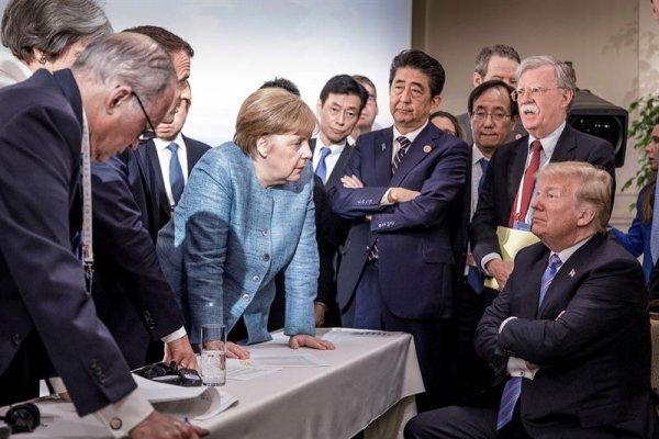 El portazo de Trump en la cumbre del G7